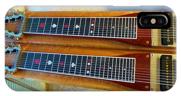 Sho-bud Pedal Steel IPhone Case