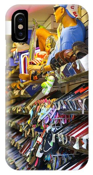 Shoe Store IPhone Case