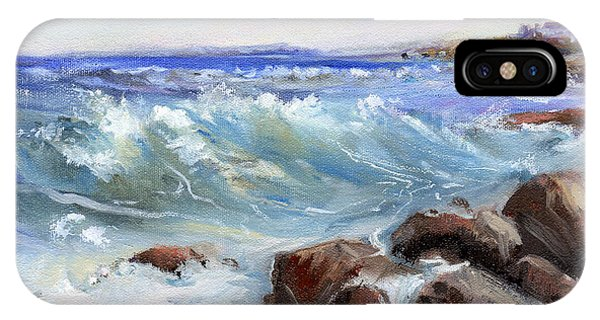 Shore Is Breathtaking IPhone Case