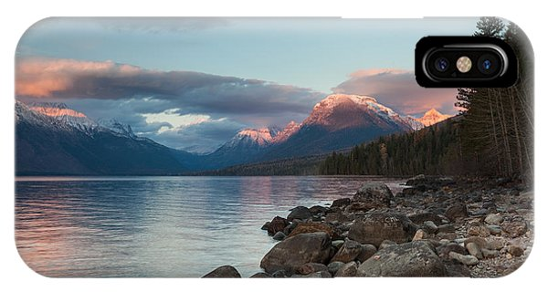IPhone Case featuring the photograph Shoreline by Fran Riley