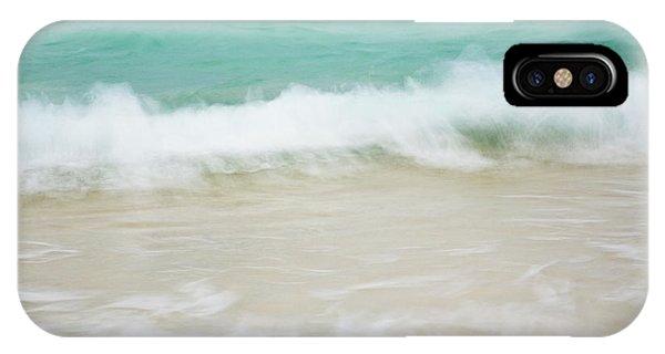 Shorelines Iv IPhone Case