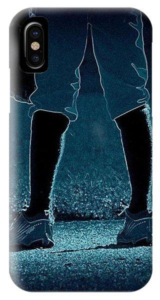 Nerd iPhone Case - Short Stop by Leah McPhail