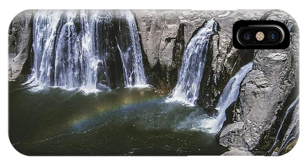 Shoshone Falls Idaho IPhone Case