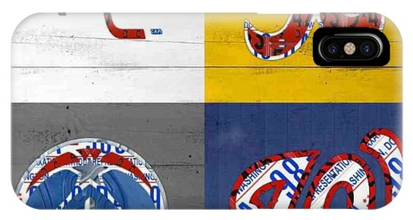 Fantasy iPhone Case - Shout To #washingtondc #capitals by Design Turnpike