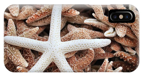 Show Off Starfish IPhone Case