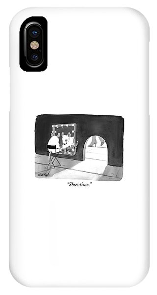 Showtime IPhone Case