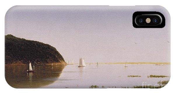 Shrewsbury River - New Jersey IPhone Case
