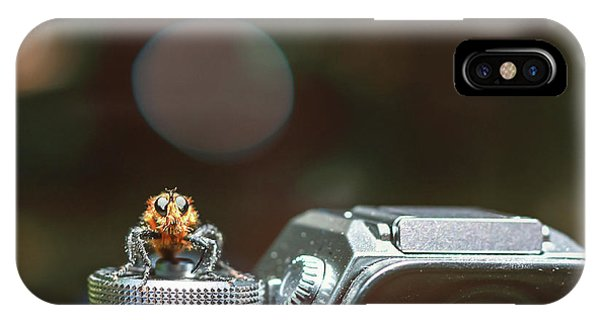 Shutterbug- IPhone Case