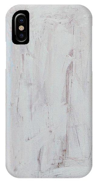 Shy Angel IPhone Case
