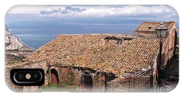 Sicilian Forgotten Sound IPhone Case