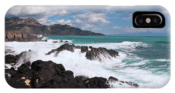 Sicilian Stormy Sound IPhone Case