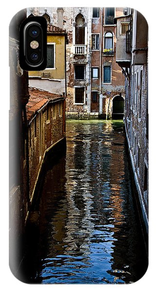 Side Canal IPhone Case
