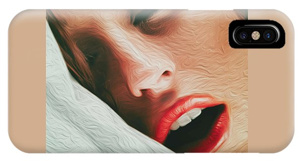 Side Kiss- IPhone Case