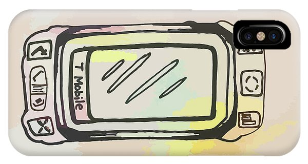 Sidekick IPhone Case