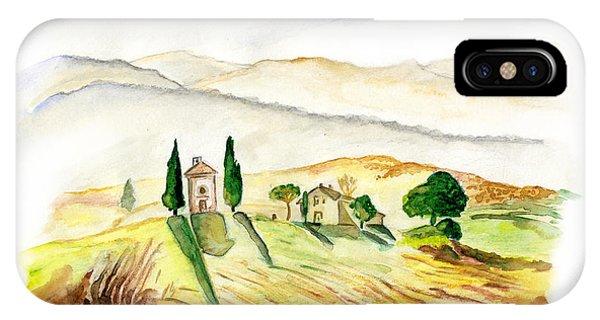 Siena. Italy IPhone Case