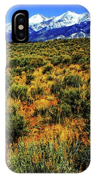 Sierra Blanca IPhone Case