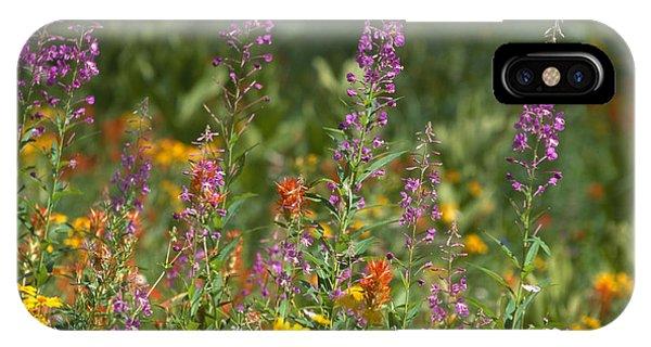 Sierra Bouquet IPhone Case