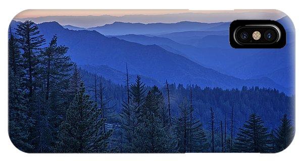 Sierra Fire IPhone Case