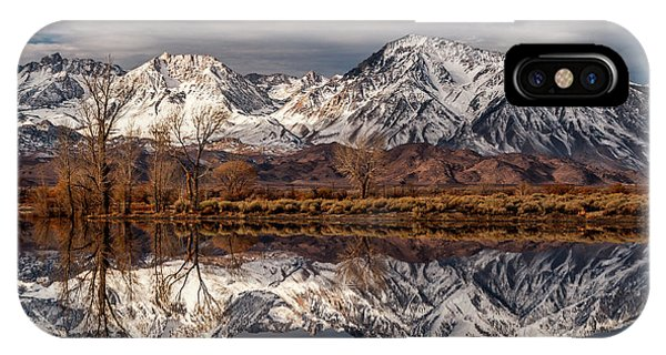 Sierra Reflections 2 IPhone Case