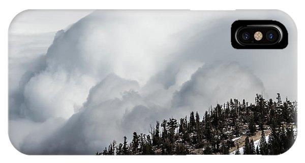 Sierra Stormclouds IPhone Case