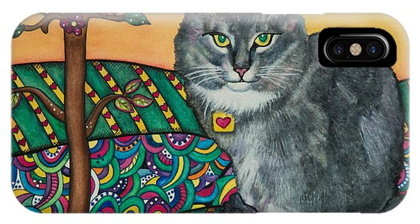 Sierra The Beloved Cat IPhone Case