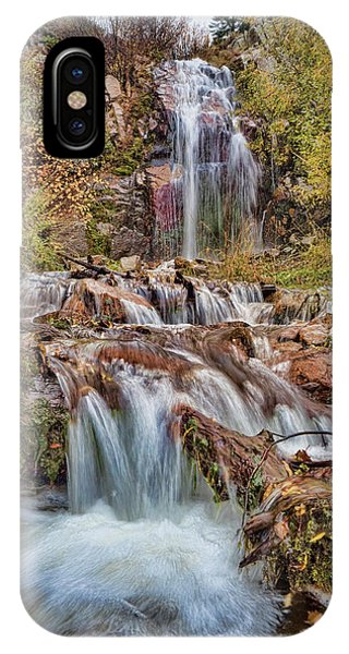 Sierra Waterfall IPhone Case