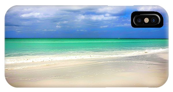 Siesta Key Beach Florida  IPhone Case