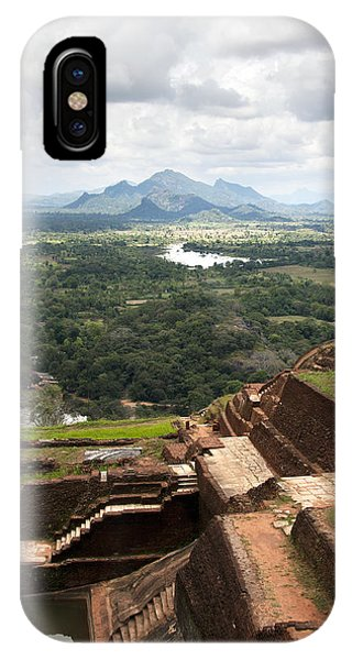 Sigiriya Ruins IPhone Case