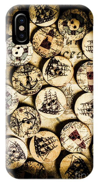 Navigation iPhone Case - Signs Of Seafaring by Jorgo Photography - Wall Art Gallery