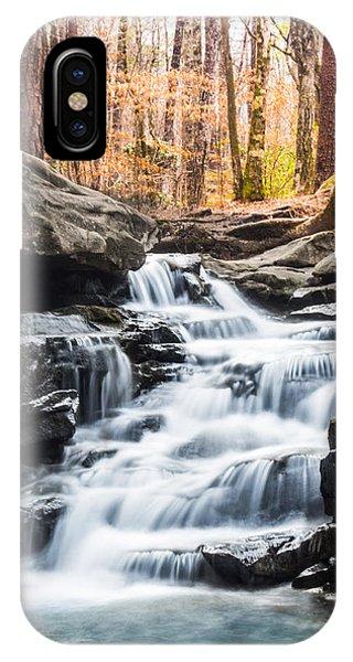 Autumn At Moss Rock Preserve IPhone Case