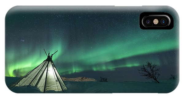 Nikon iPhone Case - Sikka by Tor-Ivar Naess