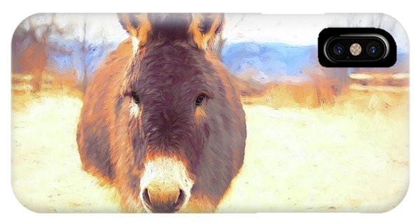 Silent Approach IPhone Case