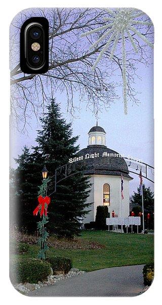 Silent Night Chapel IPhone Case