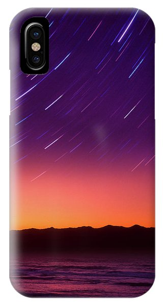 Silent Time IPhone Case