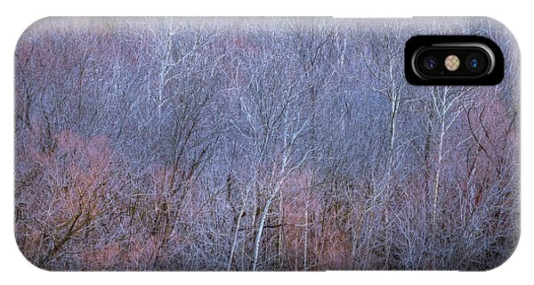 IPhone Case featuring the photograph Silent Trees by Allin Sorenson
