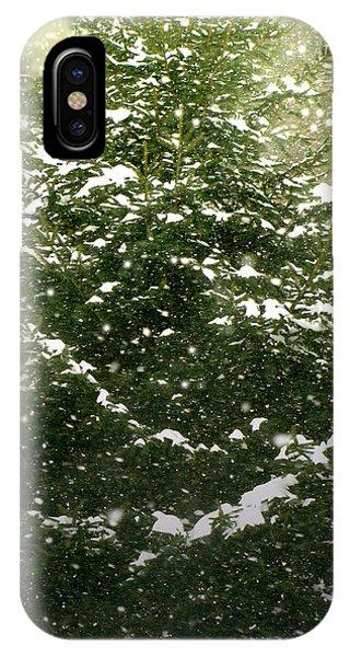 Silent Winter Phone Case by Debra     Vatalaro