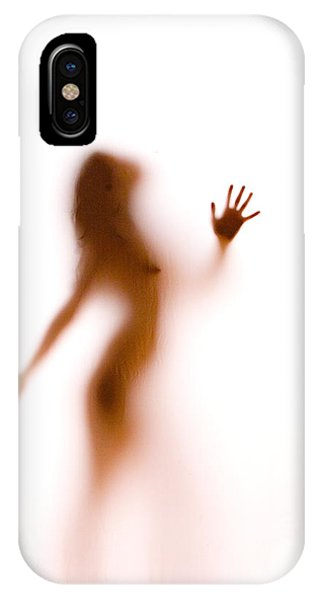 Silhouette 27 IPhone Case