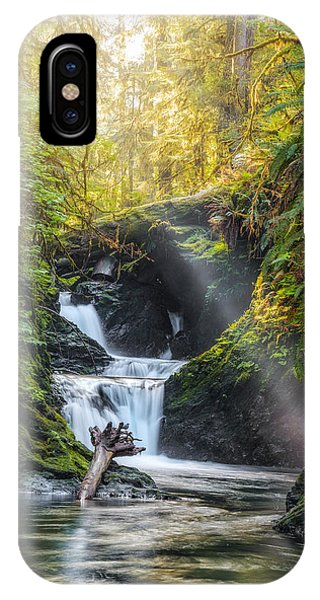 Silk Steps IPhone Case