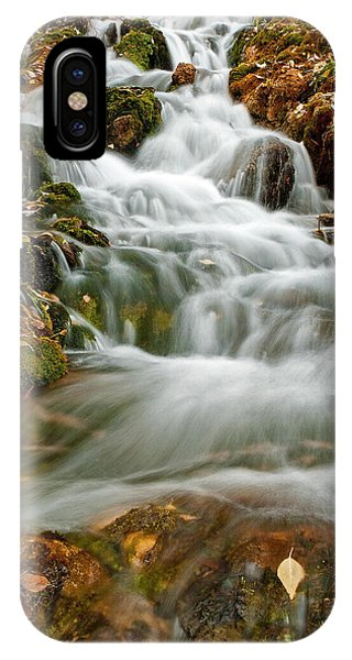 Silky Waterfall IPhone Case