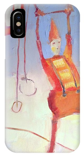 Silly Clown IPhone Case