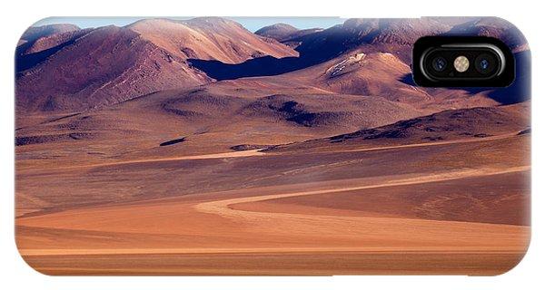 Siloli Desert IPhone Case