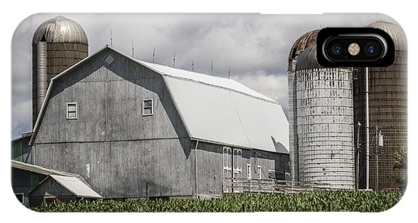 Silos Standing IPhone Case