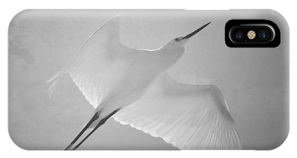 Siloutte IPhone Case