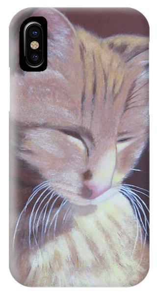 Simba, Best Cat. IPhone Case