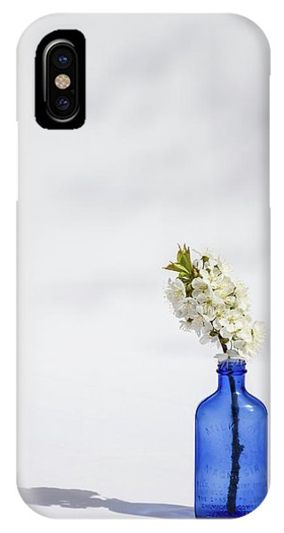Simple Blue IPhone Case