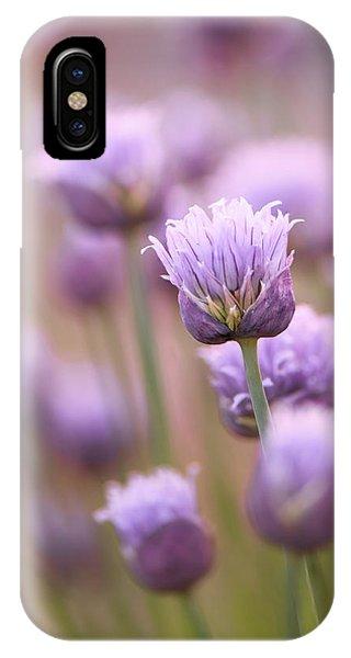 Simple Flowers IPhone Case