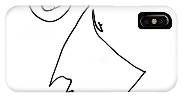 Simple Thought IPhone Case
