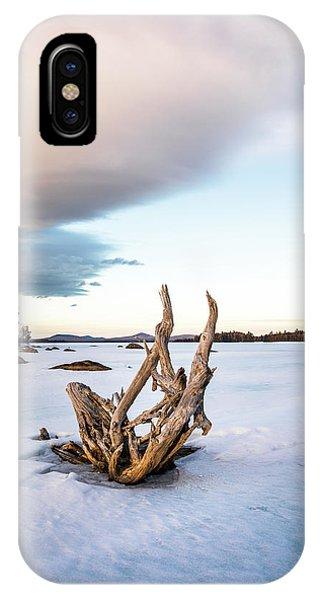 Simplicity No.4  IPhone Case