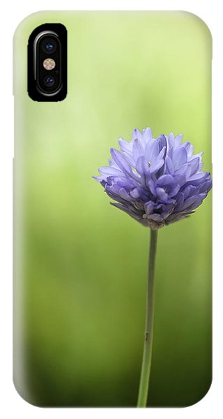 Simply Blue IPhone Case