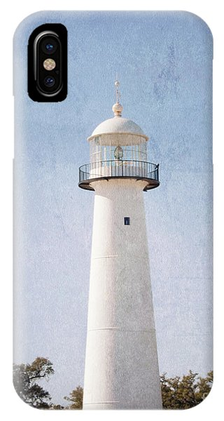 Simply Lighthouse IPhone Case
